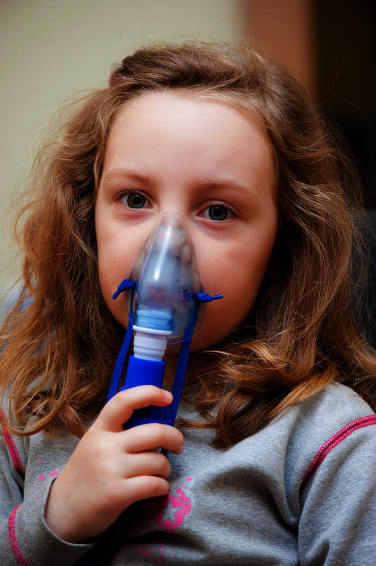 Does it happen that people get rid of asthma for good?