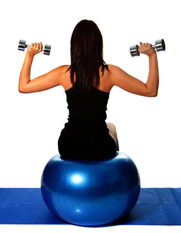 Could you tell me what are good exercises to get in shape and loose weight at home?
