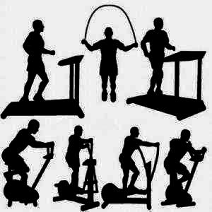 Which exercises do experts commonly recommend to burn calories quickly?