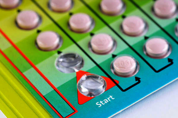 Could someone take biotin vitamins with birth control?