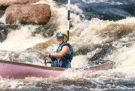 Is whitewater kayaking dangerous?