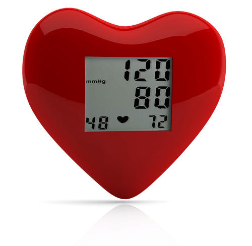 Can you have heart problems even if your blood pressure and heart rate is good?