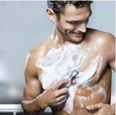How come men still grow body hair?