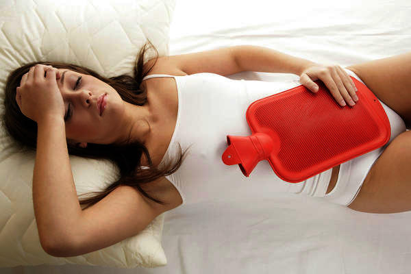 What should I do about my dysmenorrhea?