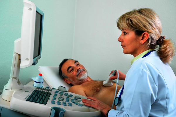 Is it possible to have hypertrophic cardiomyopathy with 2 normal heart ultrasounds? (echocardiograms)