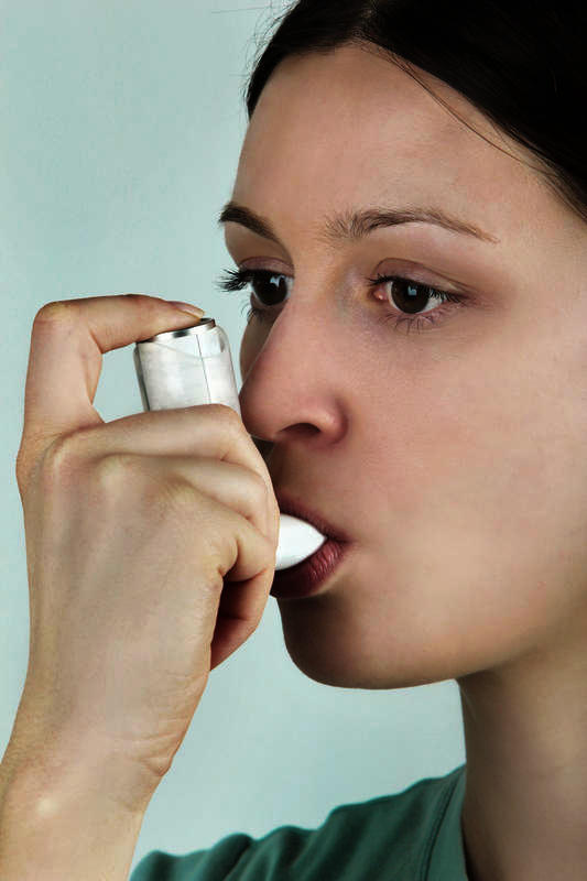 I am taking singulair (montelukast) for my asthma everyday. Can I still put on my asthma machine?