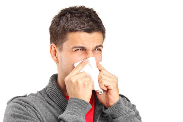 What can I do for my allergic rhinitis without going to a doctor?