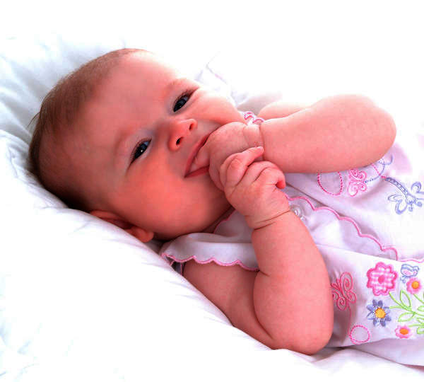 """What can I do to help deal with """"teething"""" pains?"""