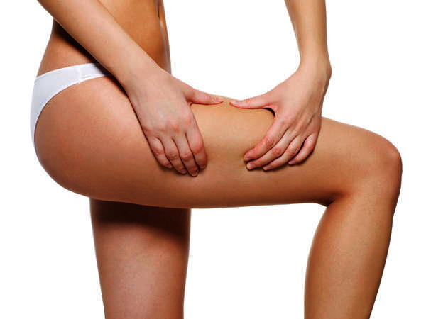 Can you tell me if there are exercises that can help you decrease thigh fat or cellulite?
