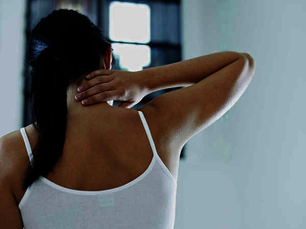 How can I get to sleep with back pain?