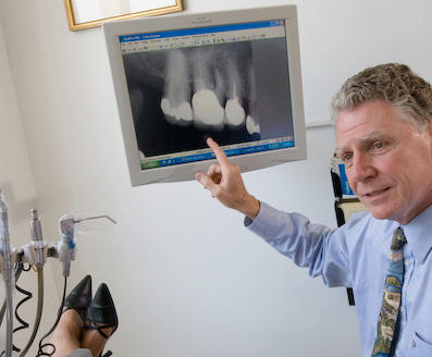 I want to ask about the dental X-ray dose compared to the other x-rays.
