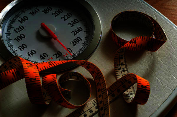 How long is it supposed to it take for weight loss to show using anorexia?