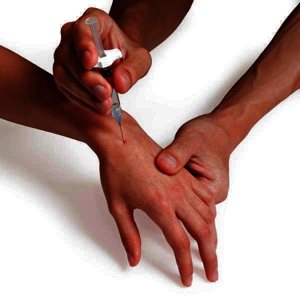 What nerves make your thumb and two fingers on your left hand tingle?