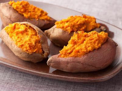 Is sweet potatoes good for acne?