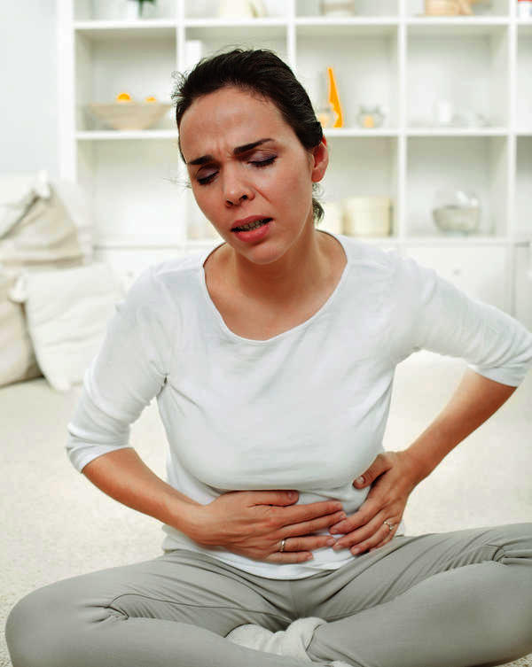 When should a tummy ache be concerning?