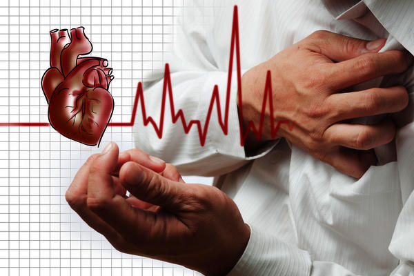 My dad refused to see the doctor but recently, he is having chest pain. I'm worried because it might be stroke or heart attack. Any home remedies? : (