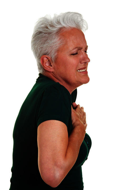 21 female pain in both breast down where the bra ends under the breast when pressed, not sexually active and don't drink alcohol what is it?