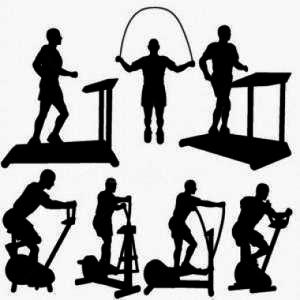 How's does exercise influence body weight?