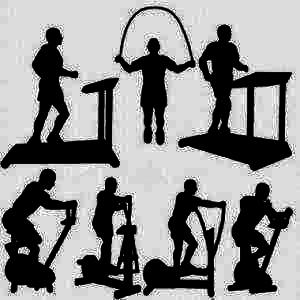 Which form of the following exercises do you think is best overall for one's fitness? Why? Brisk walking; jogging/running; rowing; elliptical; stairstepper or bicycling?