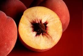 Do peaches cause acne?