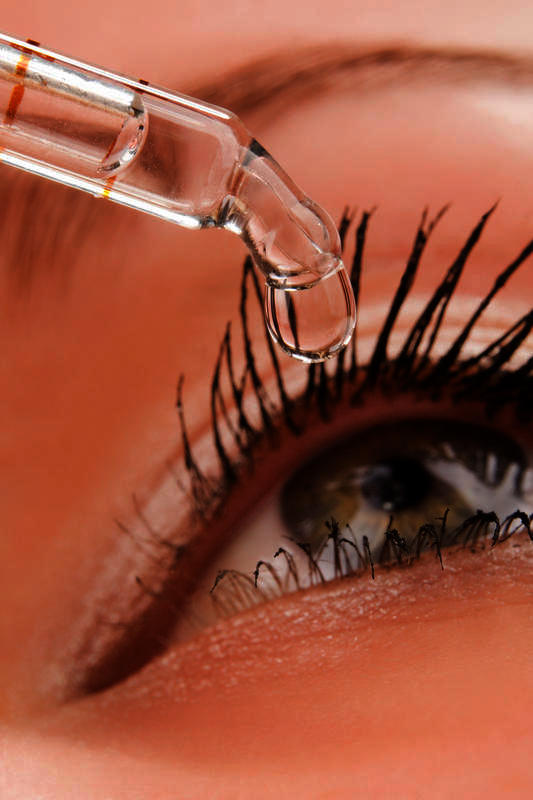 What causes evaporate dry eyes. What treatment do you normally need. Any complete cure?