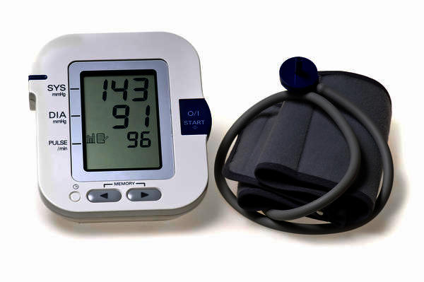 What does diastolic pressure of 53 mean?