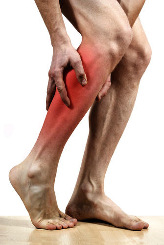 What does it mean when u have sharp pain in ur leg?