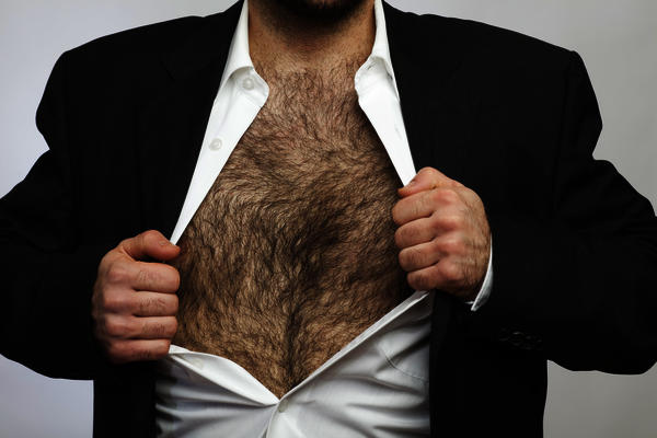 Does exercise reduce body hair?