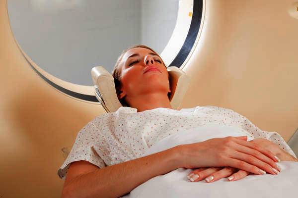 What is the difference between nuclear medicine and radiation oncology?