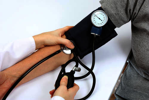 What is a regular blood pressure for a 12 year old girl?