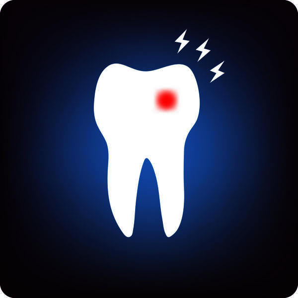 Can a loose tooth cause headache, sore throat & ear ache?