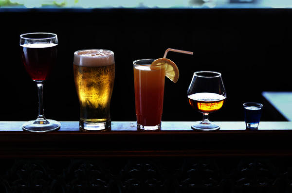 Can you drink when you have a tetanus shot?
