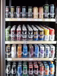Will energy drinks like sugar free rockstar stain teeth?