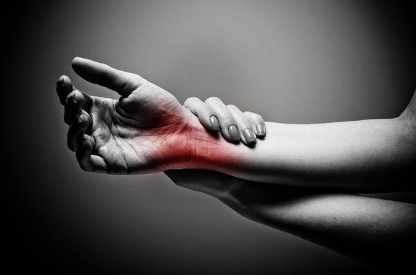 How long does a sprained wrist take to heal?