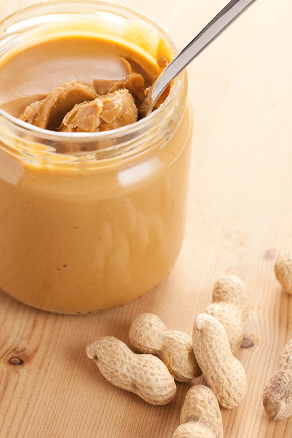 Can an ulcer patient consume peanut butter or nutella?