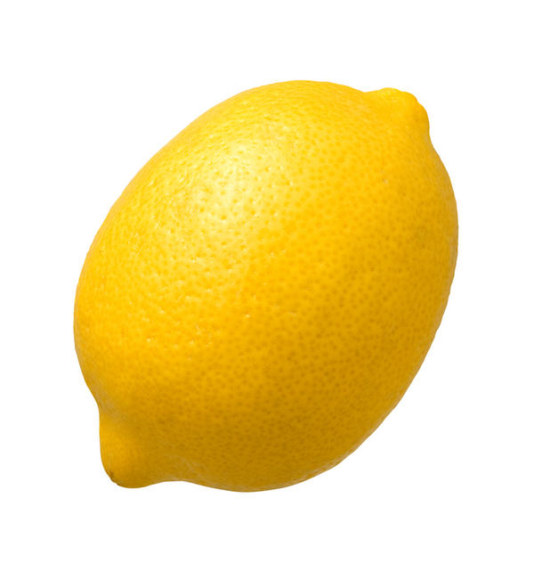 Does lemon have any bad effect on health?