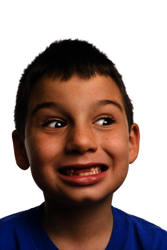 Loose tooth in children dangerous?