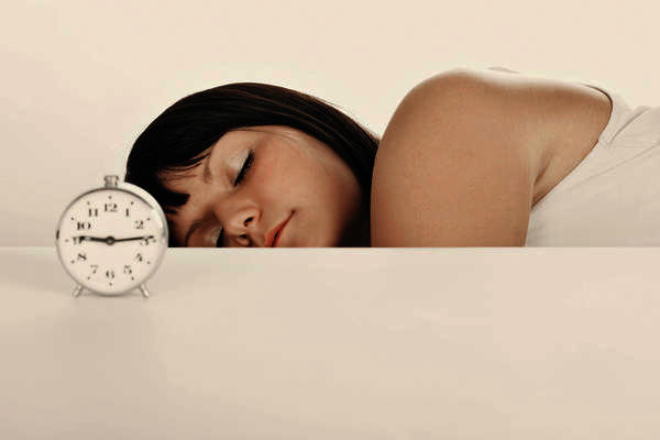How much a girl of 19 years should sleep at night?