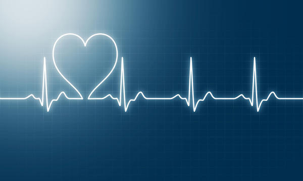 What does borderline EKG mean?