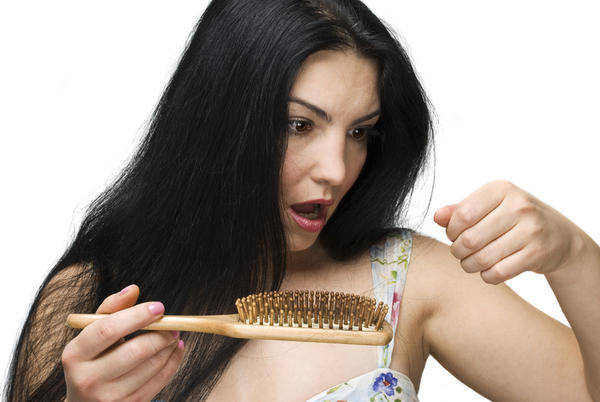 Can you get facial hair and hair loss due to thyroid?
