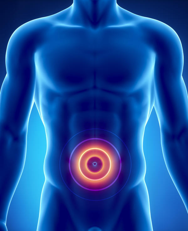 After gaining some weight a lump bigger than a golfball is always protruding from the navel. Could it be anything other than a hernia ok to ignore?