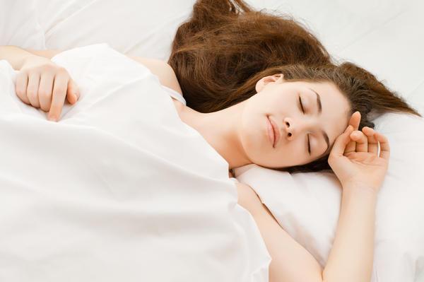 Why does my head sweat when I sleep?