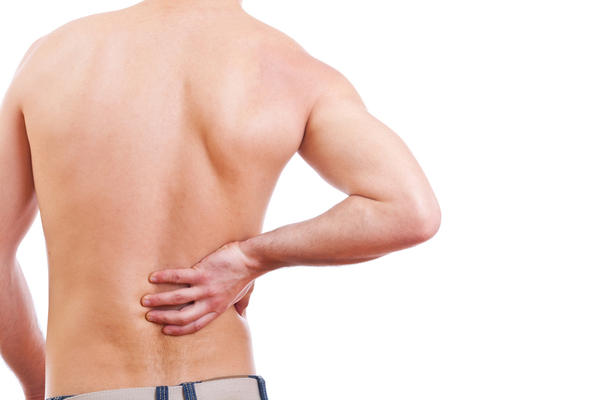 How can I relieve muscular tension and pain from my back and ribs?