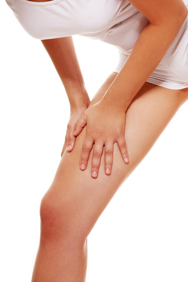 Could patella maltracking cause muscle spasms?