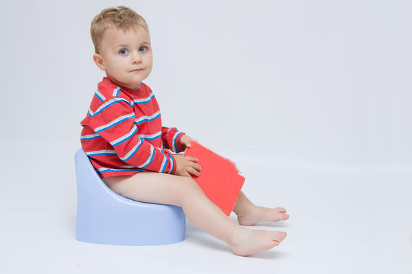 Average age to potty train?