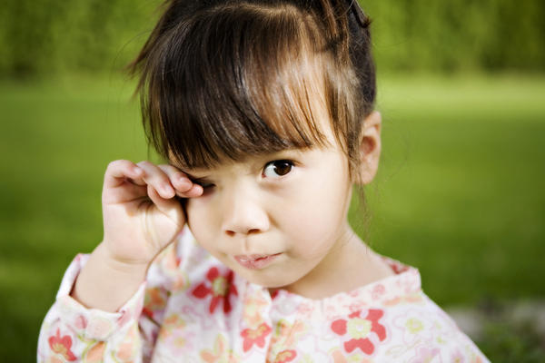 Our three year old girl eyes recently started to cross and sometimes just one, but just a little but noticeable. Should we take her to a optometrist?