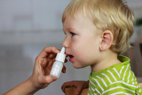 What is a good remedy for constant cough in 16 month old?