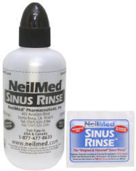 Environmental allergies affecting only left sinus cavities, why is this?