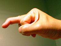 Need tips for someone who has suffered from mallet finger?