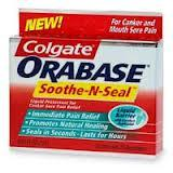 Which else besides orbase can you use for a canker sore/tongue ulcer?